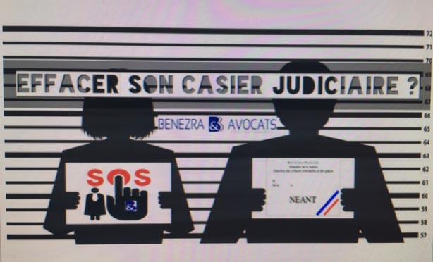 casier judiciaire effacement