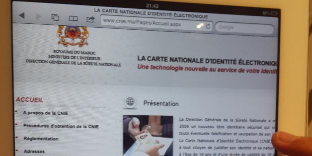 casier judiciaire electronique maroc