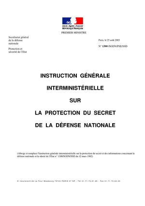 casier judiciaire habilitation secret defense
