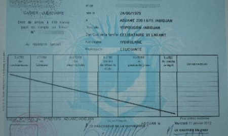 casier judiciaire justice maroc