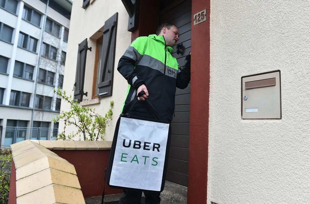 casier judiciaire uber eat