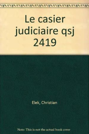 casier judiciaire uk