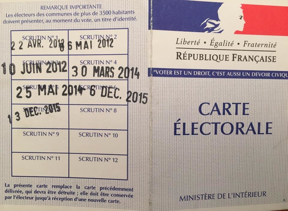casier judiciaire vierge pour voter