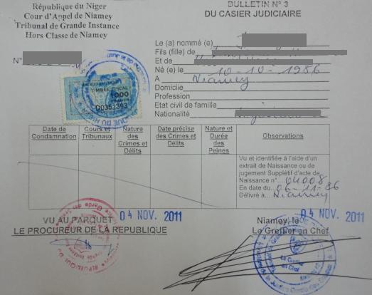 demande casier judiciaire a nantes
