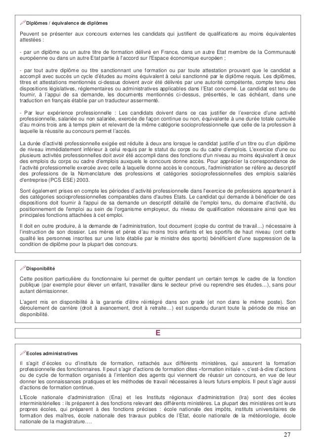 demande casier judiciaire fonction publique