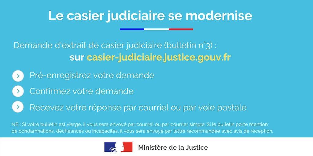 demande casier judiciaire haiti