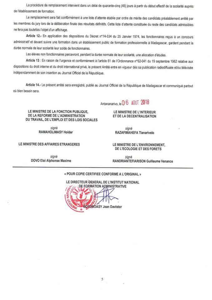 demande casier judiciaire madagascar
