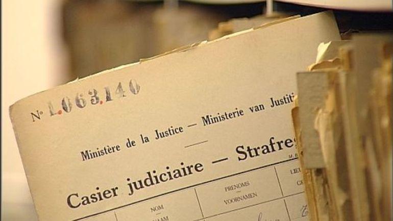 extrait casier judiciaire liege