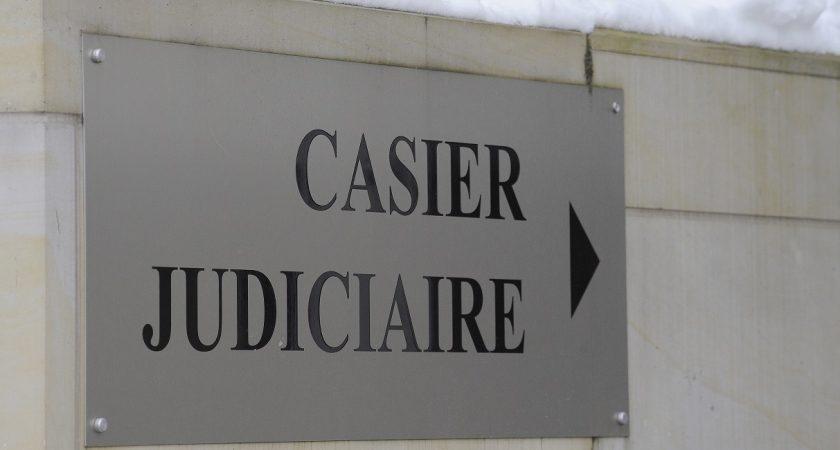extrait casier judiciaire volet 4