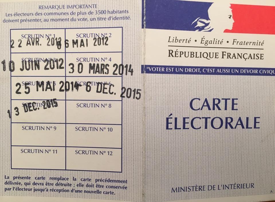 casier judiciaire vierge pour voter