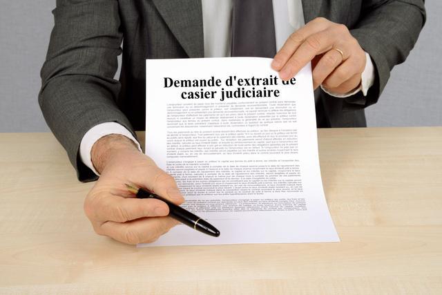 demande casier judiciaire vente